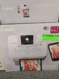 Canon Wireless Dye-Sublimation