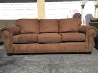 brown couch Las Vegas, 89169