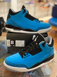 Powder blue 3s size 8 Silver Spring, 20902