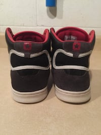 Men's Size 9 / Women's Size 10.5 Converse Fast Break LP Mid Leather Shoes London