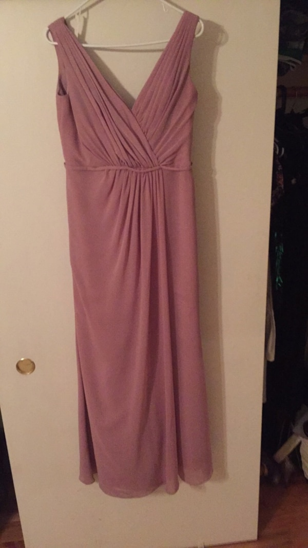 Size 10 quartz color dress