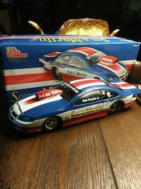124scale New in the Box Sox and Martin Dodge Pro Stock's.