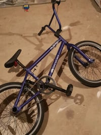 "DK kapa 20"" frame size good starting BMX in great  Edmonton, T6A 2Z8"