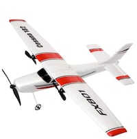 2.4GHz 2CH DIY EPP RC Plane Outdoor RTF Ready to Fly Remote Control