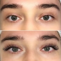 Keratin  infused Lash Lift and Tint    Mississauga