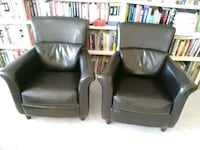 Matching Library Chairs, with built-in Lumbar Support Pillows. Las Vegas, 89144