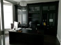 Wall unit construction and installation Milton