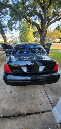 2003 Ford Crown Victoria Houston