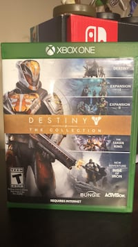Destiny The Collection - Xbox One Mississauga, L4Z 2L9
