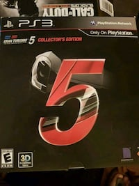 PS3 Grand Turismo Collector Edit Game Vancouver, V5N 3P2