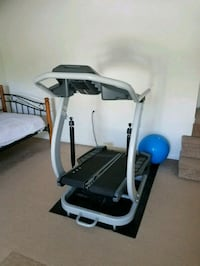white and black elliptical trainer West Columbia, 29169