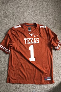 Texas Longhorns Football Jersey Haddonfield, 08033