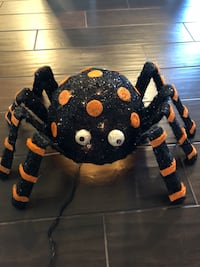 Halloween light up spider. Any Halloween items can be bundled for a deal Crestwood, 60445