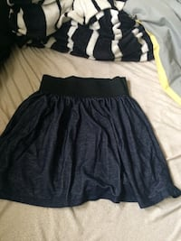 Black and blue mini skirt Moncton, E1C 7T5