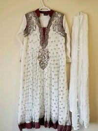 3 piece full Embroidery dress size Large  Calgary, T3L 3C5