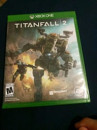 Titanfall 2 Xbox One game case Bakersfield, 93313