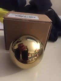 Weighted shift knob universal