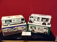HESS 1998 and 2018 utility trucks great collectible item Ronkonkoma, 11779