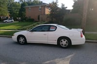 2002 Chevrolet Monte Carlo Capitol Heights
