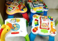 Fisher Price Leap Frog activity tables Etobicoke