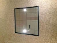 Cappucino wall mirror excellent condition  Halton Hills, L7G
