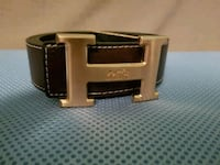 Hermes Gucci lv ferragamo reversible leather belt  Montreal, H4M 2X6
