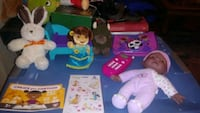 Kids Toys and stuffed animals