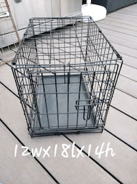 Small dog/cat cage Bradford West Gwillimbury, L3Z 0J2