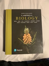 Campbell Biology 2nd Canadian Edition: Complete Package Toronto, M6L 2T6