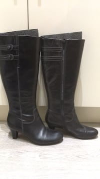 Ecco boots size 39 Burnaby, V5H 1K6