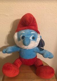 Build-a-Bear Papa Smurf Las Vegas, 89115