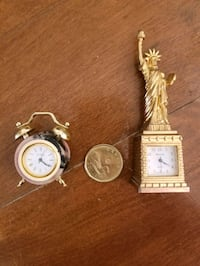 Very cool desk clocks $15 for both