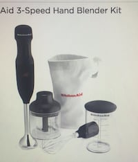 Multi functional hand blender Woodbridge, 22193