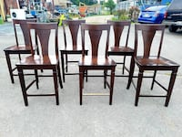 6 High top chairs $100 plus tax  Spring Hill, 37174