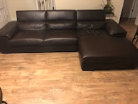 Leather Couch Chesapeake, 23320