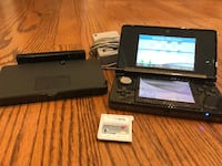 NINTENDO 3DS, includes MarioKart 7 game, charger and dock Wilmington