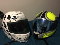 New icon helmets with upgraded visors Calgary, T3B 0A1