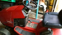 red and black ride on lawn mower Woodbridge, 22193