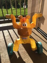 Little Tikes Giraffe Toy Ride