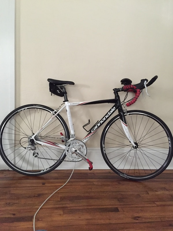 54be3b559e5 Used Cannondale CAAD8 (48cm) road bike bundle for sale in Jacksonville -  letgo