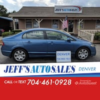 2010 Honda Civic LX Denver, 28037