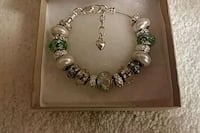 Pandora style bracelet new with gift box Agawam, 01001