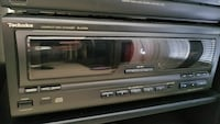 CD player Technics 60+1 CD changer Surrey, V3R