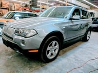 2007 BMW X3 - ready for winter!  918 mi