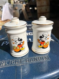 Mickey Mouse S & P Shakers Bandon, 97411