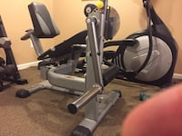 Leg Extension/Leg Curl Machine Rockville, 20853