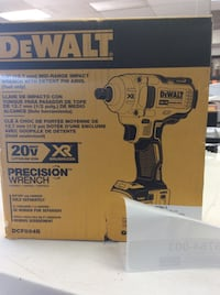 Air nailer dewalt 20v 1/2 impact wrench Manassas Park, 20111