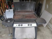 black and gray gas grill Westerville, 43081