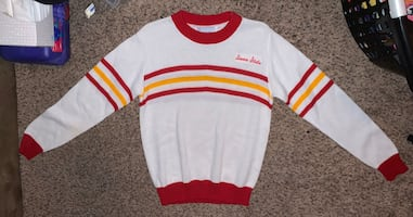 Vintage Iowa State University ISU College Sweater