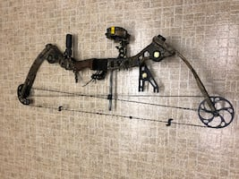 MATHEWS Q2 BOW - SOLO CAM - WITH CARRYING CASE